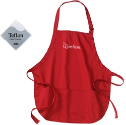 iLoveInns Embroidered Apron